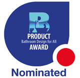 Product Award nominated Logo